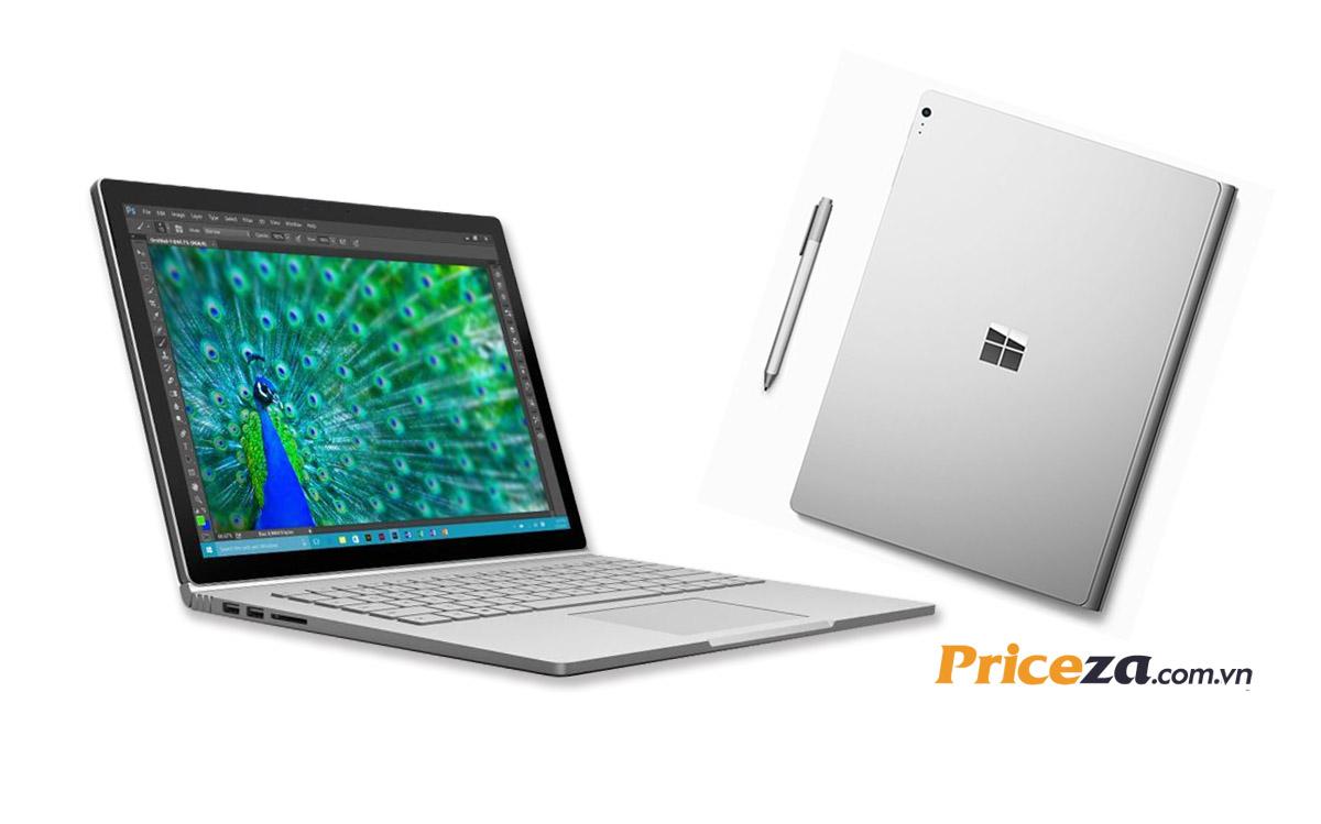 Surface Book - Siêu laptop đầu tiên từ Microsoft.